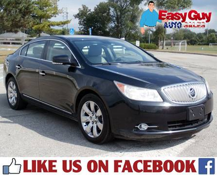 2010 Buick LaCrosse for sale in Indianapolis, IN