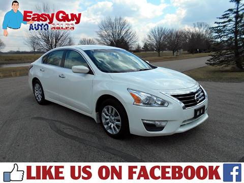 2015 Nissan Altima for sale in Indianapolis, IN