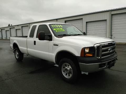 2006 Ford F-250 Super Duty for sale in Hayden, ID