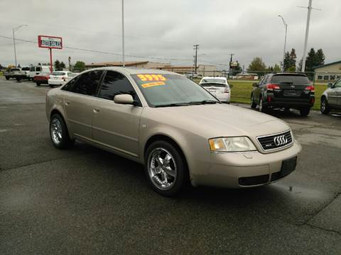 2000 Audi A6 for sale in Hayden, ID