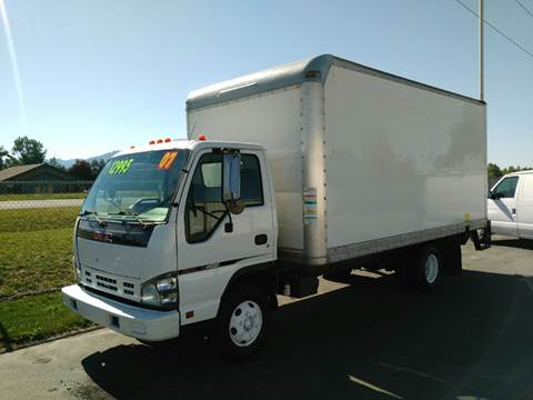 2007 GMC W4500 for sale in Hayden, ID