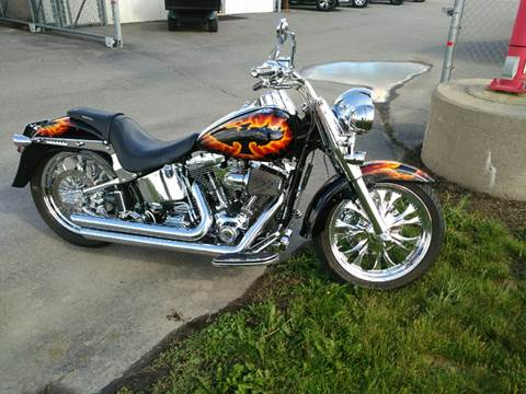 2004 Harley-Davidson Fat Boy  FLSTF for sale in Hayden, ID