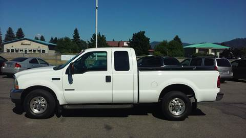 2004 Ford F-250 Super Duty for sale in Hayden, ID