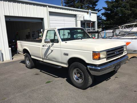 1989 Ford F-250 for sale in Hayden, ID