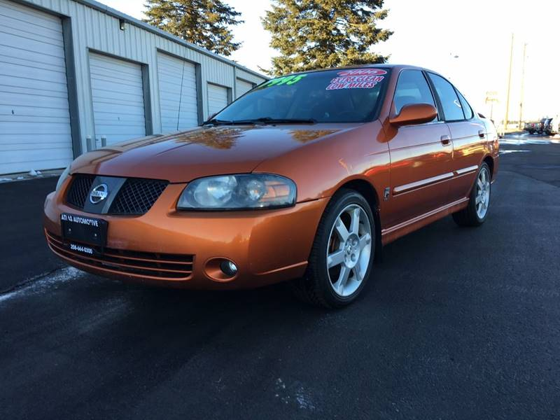 2006 Nissan Sentra SE R Spec V. Check Availability. 2006 Nissan Sentra For  Sale At Atlas Automotive Sales In Hayden ID
