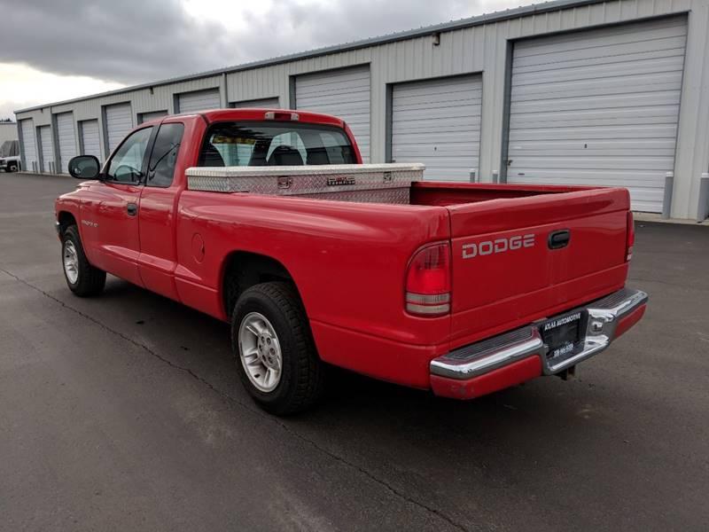 1999 Dodge Dakota for sale at Atlas Automotive Sales in Hayden ID