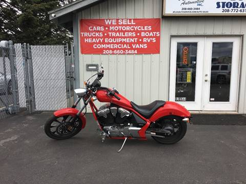2013 Honda Fury For Sale In Hayden, ID