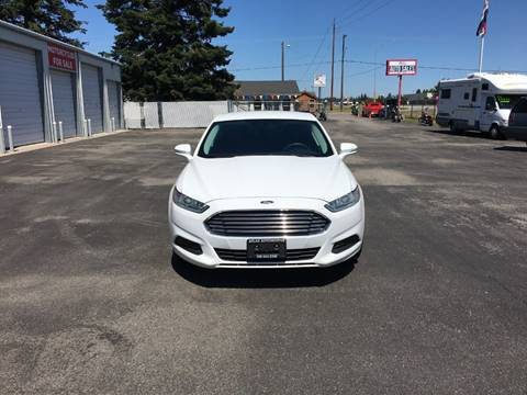 2014 Ford Fusion for sale in Hayden, ID