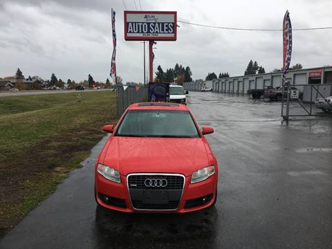 2008 Audi A4 for sale in Hayden, ID
