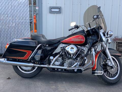 1983 Harley Davidson FLHT Electra Glide for sale at Atlas Automotive Sales in Hayden ID