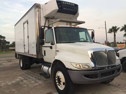 2011 International 4300 for sale in South Houston, TX
