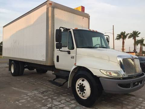 2007 International 4300 for sale in South Houston, TX