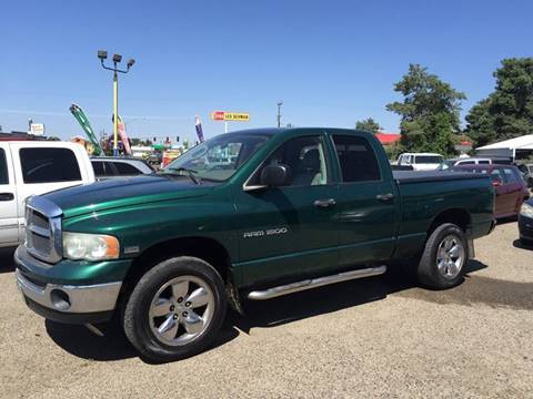 2003 Dodge Ram Pickup 1500 for sale in Ontario, OR