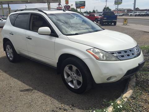 2004 Nissan Murano for sale in Ontario, OR