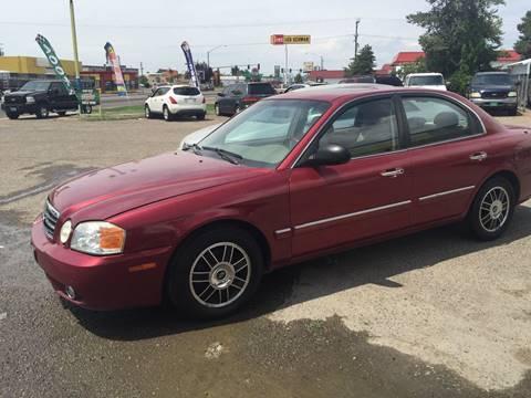 2003 Kia Optima for sale in Ontario, OR