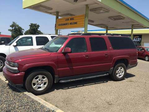 2005 Chevrolet Suburban for sale in Ontario, OR