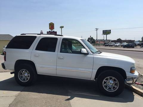 2001 Chevrolet Tahoe for sale in Ontario, OR