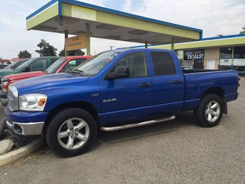 2008 Dodge Ram Pickup 1500 for sale in Ontario, OR