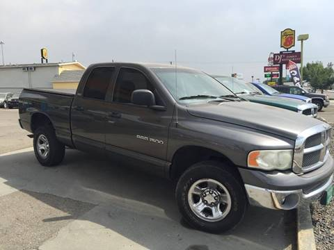 2002 Dodge Ram Pickup 1500 for sale in Ontario, OR