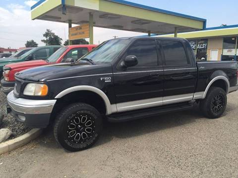 2001 Ford F-150 for sale in Ontario, OR