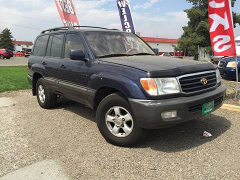 2000 Toyota Land Cruiser for sale in Ontario, OR