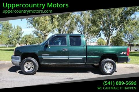 2003 Silverado 2500hd >> 2003 Chevrolet Silverado 2500hd For Sale In Ontario Or