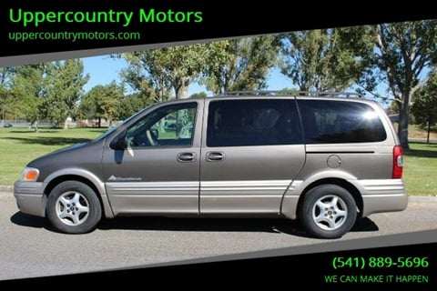 2002 Pontiac Montana for sale in Ontario, OR