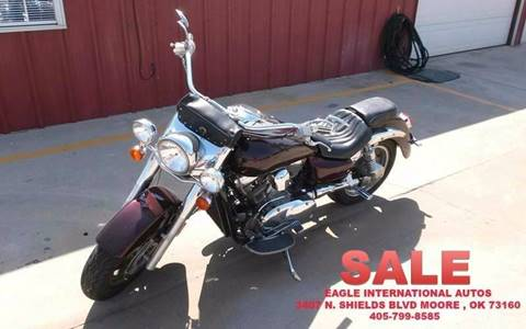 2004 Kawasaki Vulcan for sale in Moore, OK