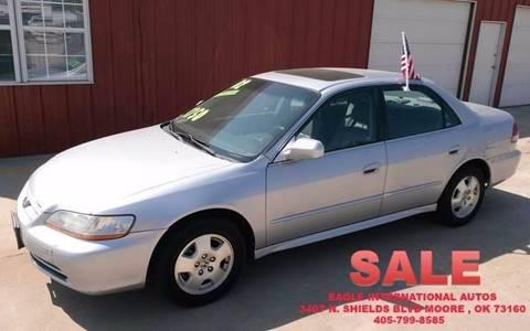 2002 Honda Accord for sale in Moore, OK