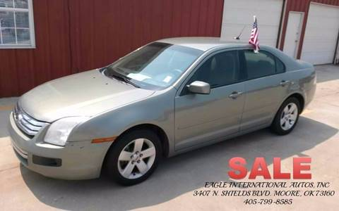 2008 Ford Fusion for sale in Moore, OK