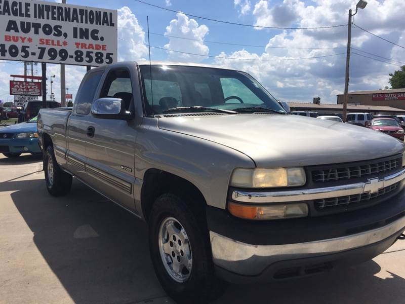 1999 Chevrolet Silverado 1500 For Sale At Eagle International Autos Inc In  Moore OK