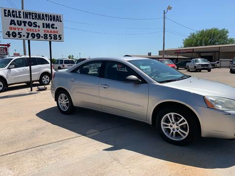 2006 Pontiac G6 for sale in Moore, OK