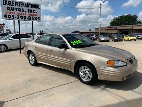 2002 Pontiac Grand Am for sale in Moore, OK