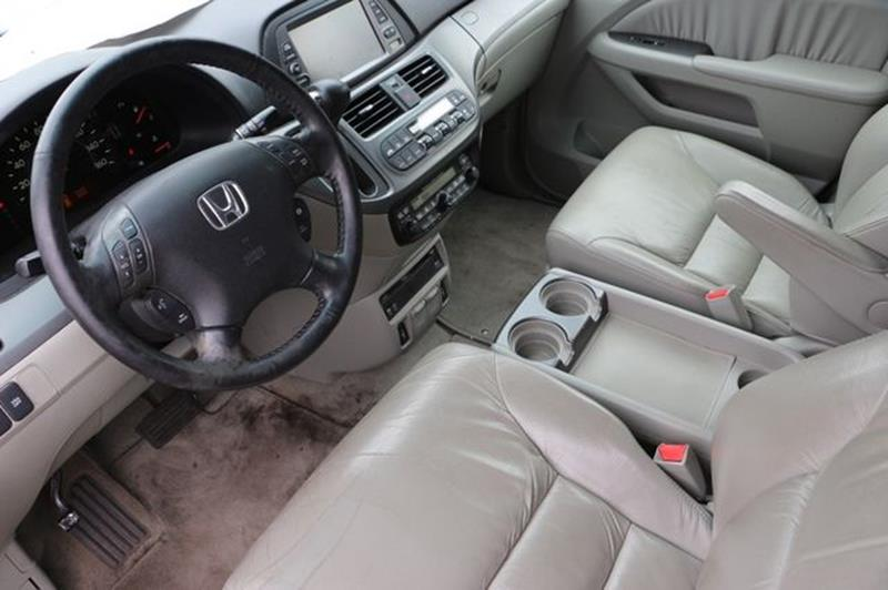 2006 Honda Odyssey for sale at San Jose Auto Outlet in San Jose CA