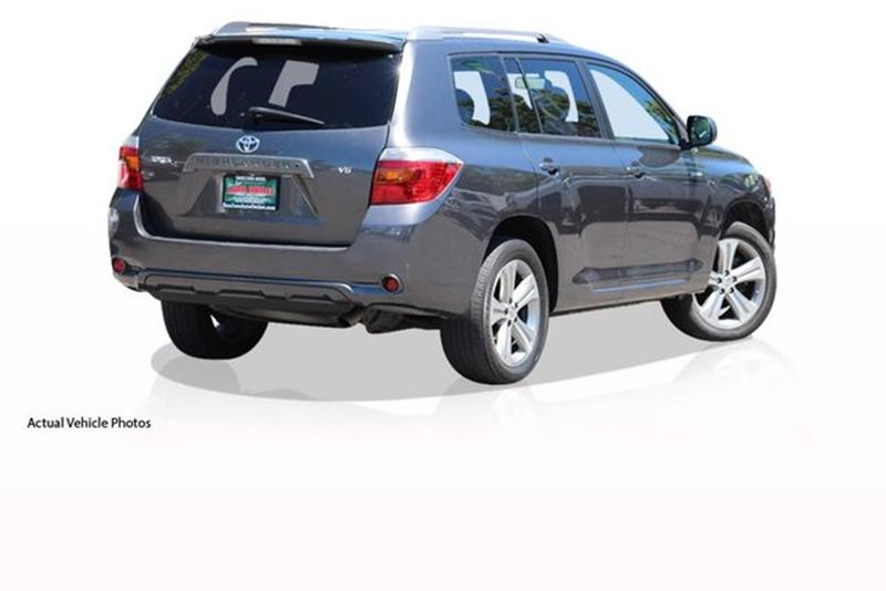 2009 Toyota Highlander for sale at San Jose Auto Outlet in San Jose CA