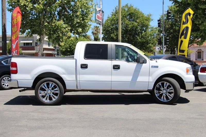 2007 Ford F-150 for sale at San Jose Auto Outlet in San Jose CA