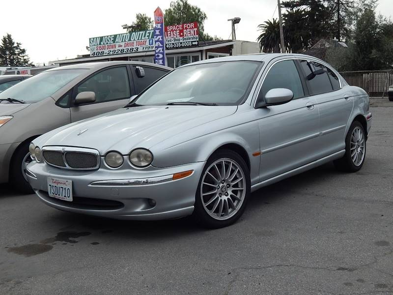 2007 Jaguar X Type For Sale At San Jose Auto Outlet In San Jose CA
