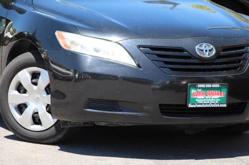 2009 Toyota Camry for sale at San Jose Auto Outlet in San Jose CA
