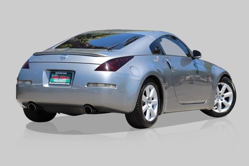 2003 Nissan 350Z for sale at San Jose Auto Outlet in San Jose CA