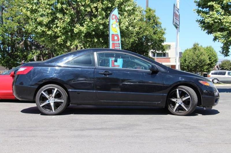 2008 Honda Civic for sale at San Jose Auto Outlet in San Jose CA