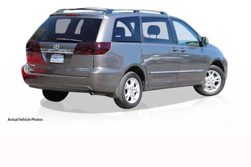 2004 Toyota Sienna for sale at San Jose Auto Outlet in San Jose CA
