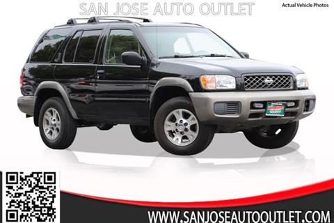 1999 Nissan Pathfinder for sale in San Jose, CA