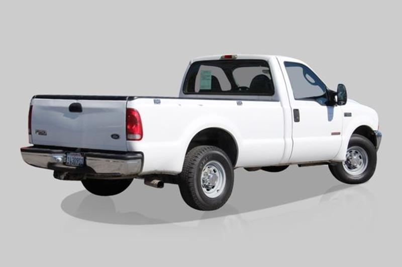 2004 Ford F-250 Super Duty for sale at San Jose Auto Outlet in San Jose CA