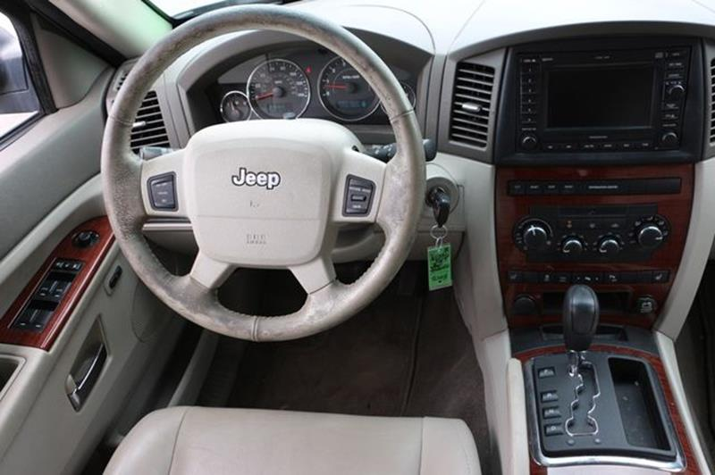 2007 Jeep Grand Cherokee for sale at San Jose Auto Outlet in San Jose CA