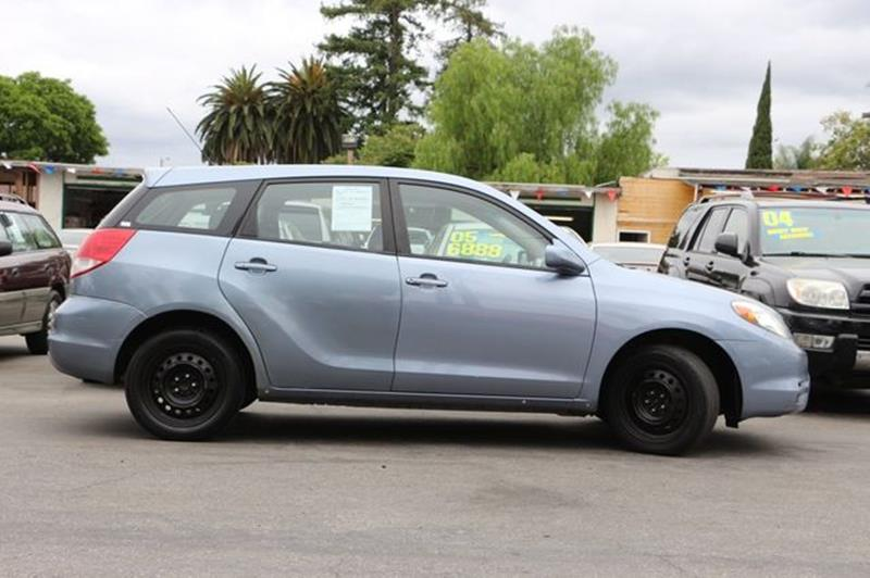 2004 Toyota Matrix for sale at San Jose Auto Outlet in San Jose CA