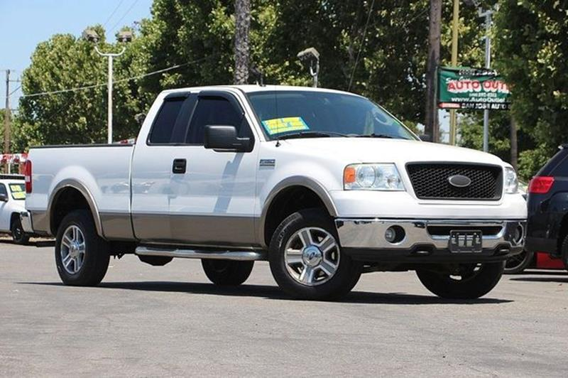 2006 Ford F-150 for sale at San Jose Auto Outlet in San Jose CA