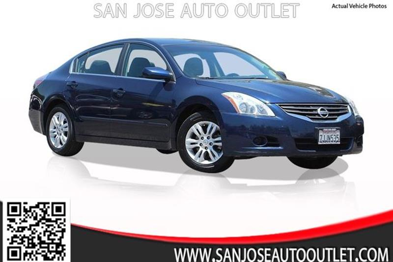 2012 Nissan Altima for sale at San Jose Auto Outlet in San Jose CA