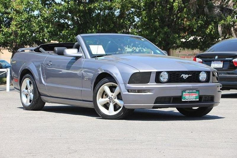 2006 Ford Mustang for sale at San Jose Auto Outlet in San Jose CA