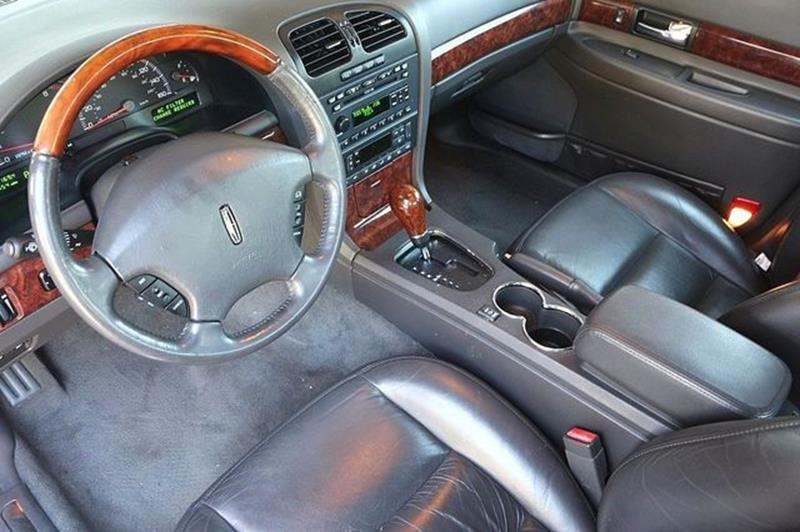 2002 Lincoln LS for sale at San Jose Auto Outlet in San Jose CA