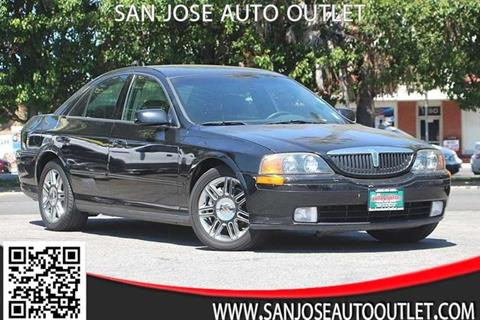 2002 Lincoln LS for sale in San Jose, CA